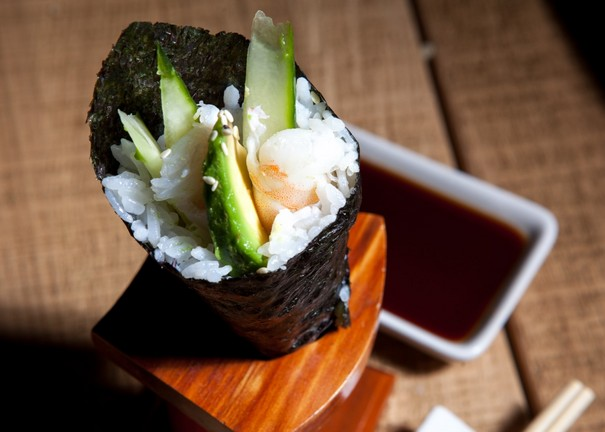 CALIFORNIA TEMAKI