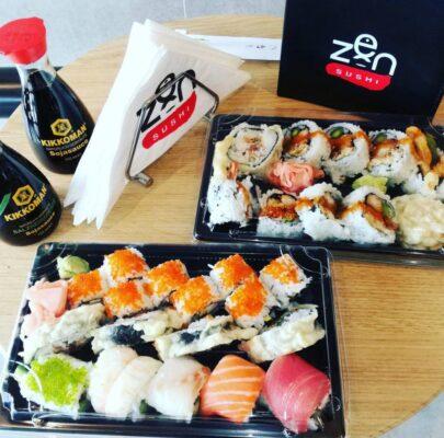 sushi livrare